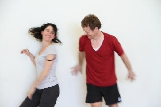 Shannon Bott and Simon Ellis